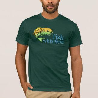 Camiseta Whisperer dos peixes