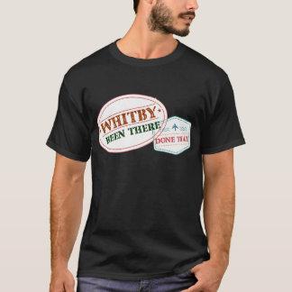 Camiseta Whitby feito lá isso