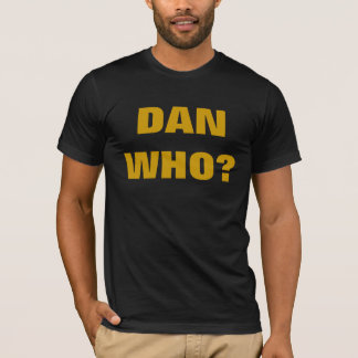 CAMISETA WHO DE DAN?