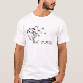 Camiseta Whut?