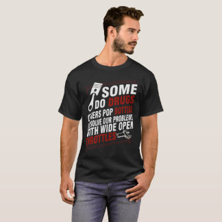 Camiseta Wide Open Throttles
