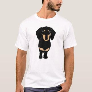 Camiseta wiener. solitário