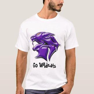 Camiseta Wildcat 3D