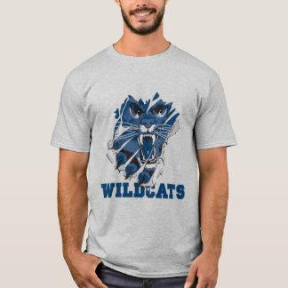 Camiseta Wildcats que quebram o fraco