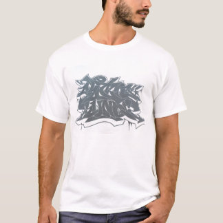 Camiseta Wildstyle dos grafites da ONU de Rico
