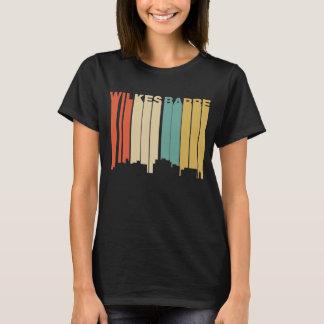 Camiseta Wilkes-Barra retro Pensilvânia Skyli do estilo dos