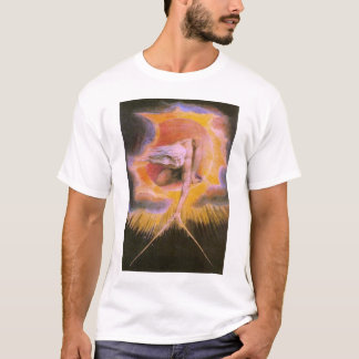 Camiseta William Blake, o antigo dos dias, 1794