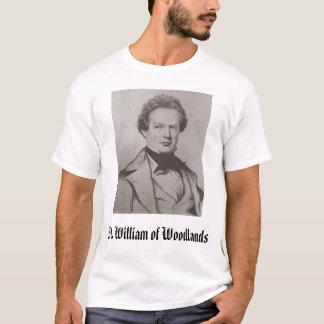 Camiseta William Gilmore Simms, St. William das florestas