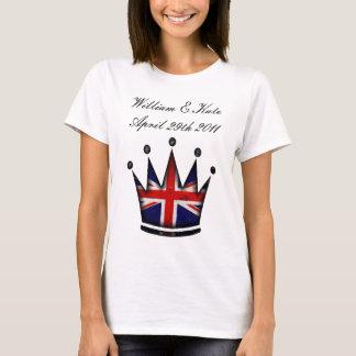 Camiseta William & Kate