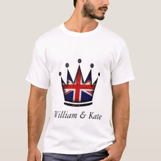 Camiseta William & Kate