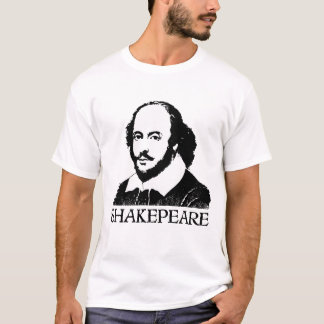 Camiseta William Shakespeare