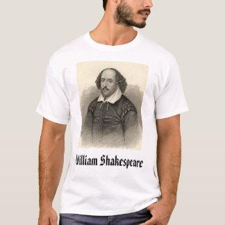 Camiseta William Shakespeare, William Shakespeare