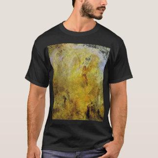 Camiseta william Turner o anjo, estando no sol