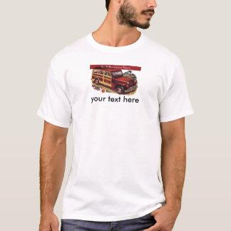 Camiseta Willywagon