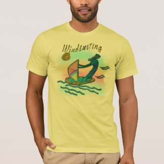 Camiseta Windsurfing