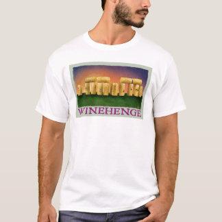 Camiseta Winehenge
