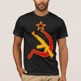 Camiseta *with Star* de AK-47 & de foice