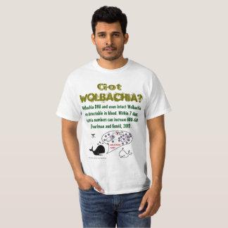 Camiseta Wolbachia obtido? por RoseWrites