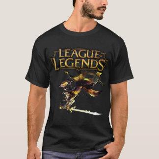 Camiseta Wolf Alpha, Preta