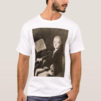 Camiseta Wolfgang Amadeus Mozart