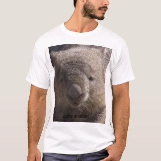 Camiseta wombat <3