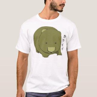 Camiseta wombat do bumbum-the (coleção de Jellybeanjoey)