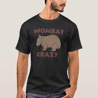 Camiseta Wombat III louco