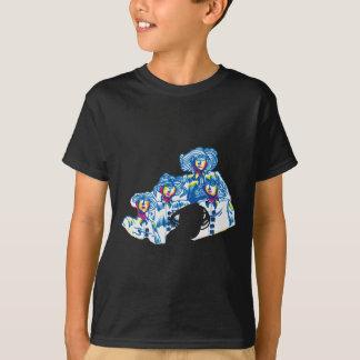 Camiseta wondercrowd-tentáculos