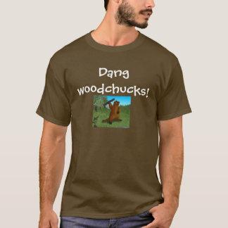 Camiseta Woodchucksdch de Dang…