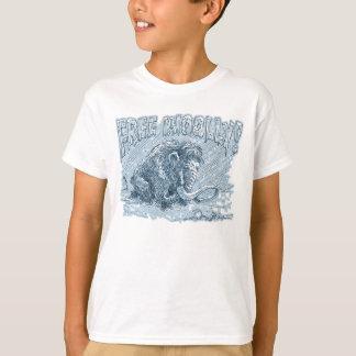 Camiseta Woolly livre