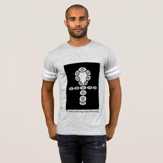 Camiseta Workin 9 nove de nove 81 musas P27