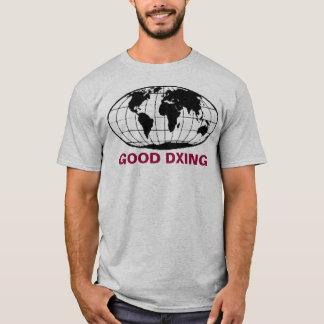 Camiseta world1, BOM DXING