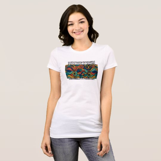 CAMISETA WORLD MADE OF COLORS