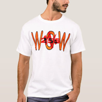 Camiseta Wow Karl QUENTE