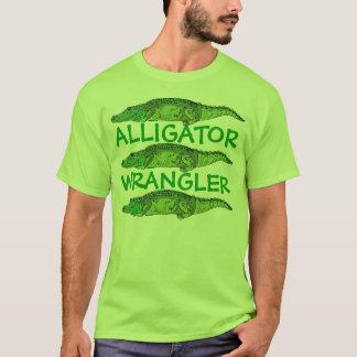 Camiseta Wrangler do jacaré