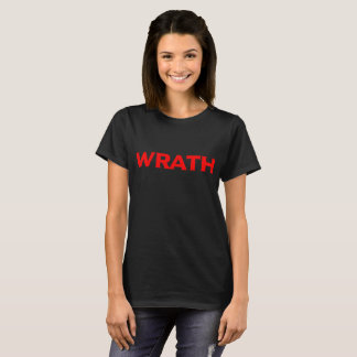 CAMISETA WRATH