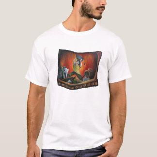 Camiseta Wrath um dos sete pecados mortais