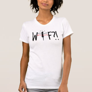 Camiseta WTF?! Onde está o revestimento?!