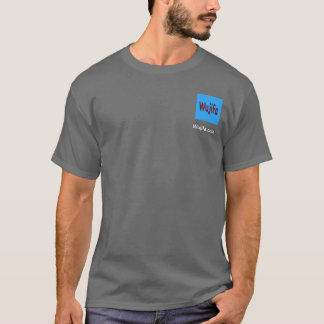Camiseta Wujifa é onde você começa