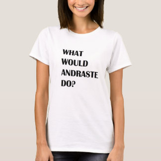 Camiseta wwad