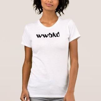 Camiseta wwbkd