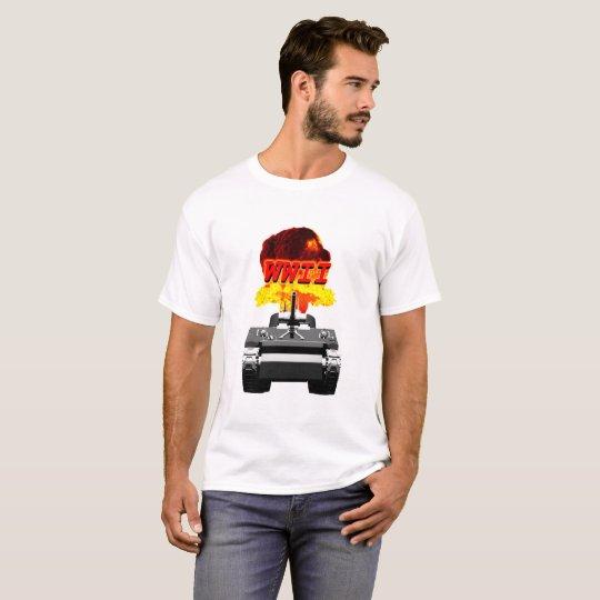 Camiseta WWII Tank (II Guerra Mundial)