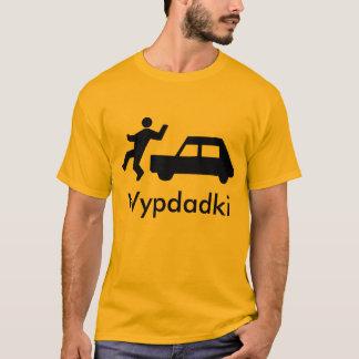 Camiseta Wypadki