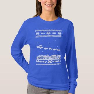 Camiseta X-Mas a camisola feia, poema (ò gen 2005-2015)