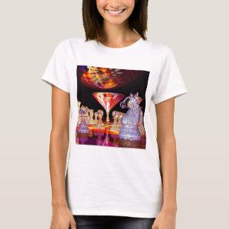 Camiseta Xadrez de Martini