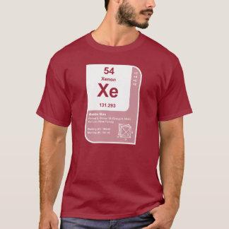 Camiseta Xénon (Xe)