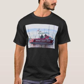 Camiseta Xerife do Condado de Orange
