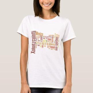 Camiseta Xoloitzcuintli