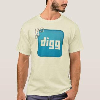 Camiseta Ya DIGG