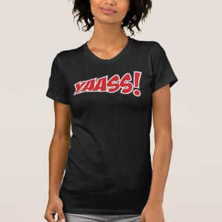 Camiseta Yaasss! Pintinho